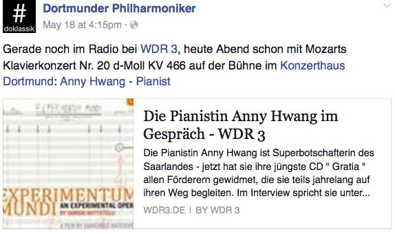 WDR-3-Gespräch
